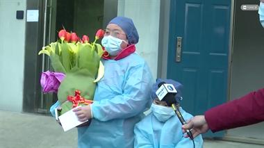 刚刚!湖州首例治愈者出院,仅用时5天成功救治7岁女童!