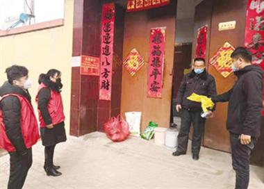 瓷都女子从武汉回来过年 主动居家隔离还让父母出去住