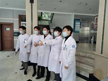 新昌5名医务人员出征支援武汉!大家等你们平安归来