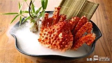 世界上最有名的4种螃蟹,中国螃蟹占一个!你吃过吗?