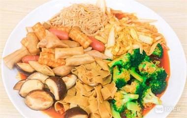 想吃麻辣烫别在买着吃了,教你一个家常版做法,简单又好吃