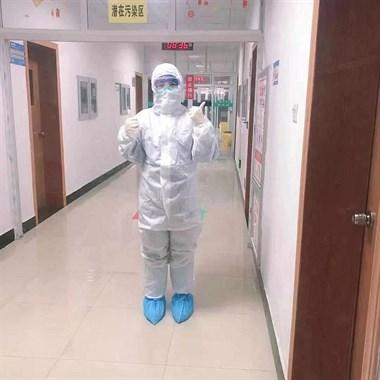 清零!景德镇最后一例患者出院!治愈后她想去武汉捐血清!