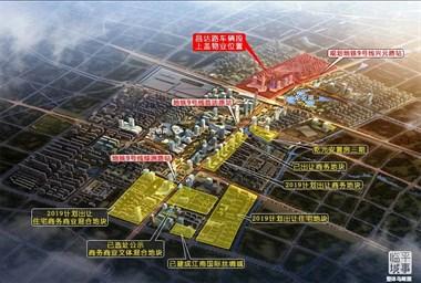 重磅!杭州地铁9号线昌达路站点高清图公示,禹越有大发展?