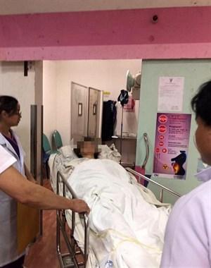 孕妇在泰国被推下悬崖后:缝超两百针未获道歉