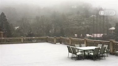 一夜之间,德清被厚厚一层白雪覆盖!这个地方下得最大