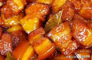 红烧肉最好吃的做法,香浓入味,肥而不腻,看着都流口水!
