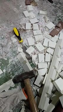 鸡糟!秋北嘉苑这邻居装修砸墙,我家小孩高三网课被耽误!