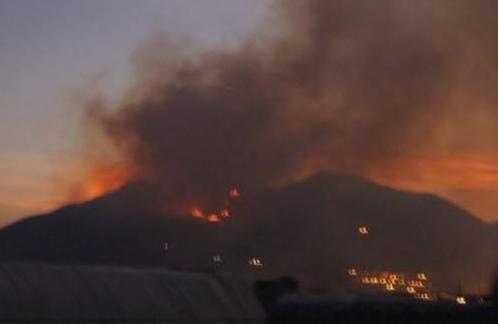 痛心!西昌山火致19人牺牲,其中18人为打火队员