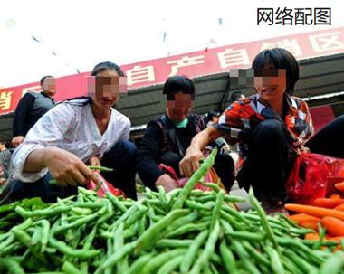 疫情期没生意,外地摊主吐槽在浙东市场的日子难过啊