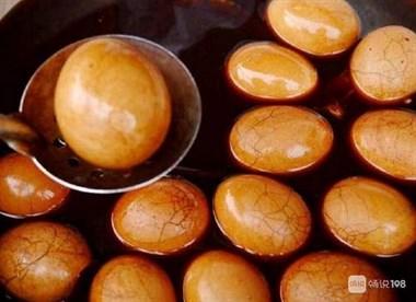 在家应该这样煮茶叶蛋,美味可口又入味,比卖的还好吃