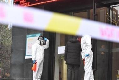 景德镇尚有23人在隔离!一班飞机发现13个确诊病例