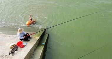 看漂像抓鱼口,懂这些漂像渔获先上升一半