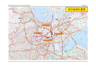 总投资168亿!德清又一条新高速,规划路线图已流出