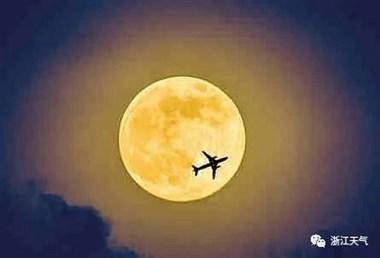 """就在今晚,今年最大一次""""超级月亮""""现身!德清人可别错过"""