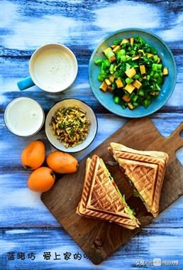 如何让早餐更方便营养?掌握4要素,吃出健康