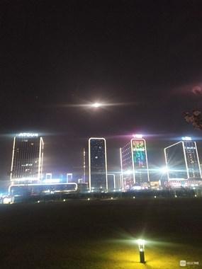 """昨晚这一幕你拍到了吗?来晒晒德清人手机里的""""超级月亮"""""""