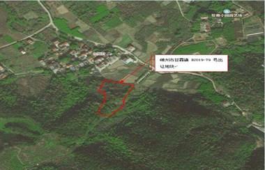 甘霖镇这边又有一宗土地被拍卖