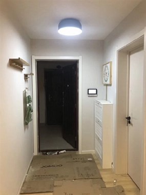 吉安尚东峰汇新房装修完工照