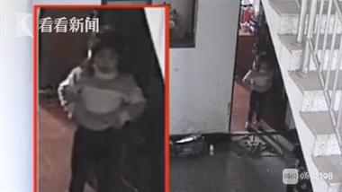 下次别这么霸气了!5岁女孩叉腰瞪眼吓退入室小偷