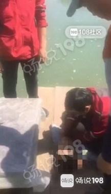 社过!嵊州一小孩不幸溺水!已被打捞上岸