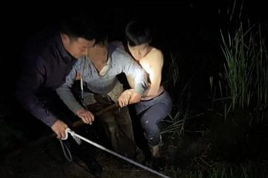 急!林城84岁失踪老人被发现在河里…