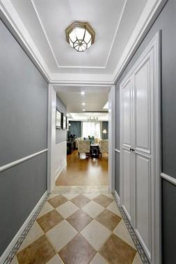吉安装修新房走廊吊顶造型设计,准备装修的进来看看