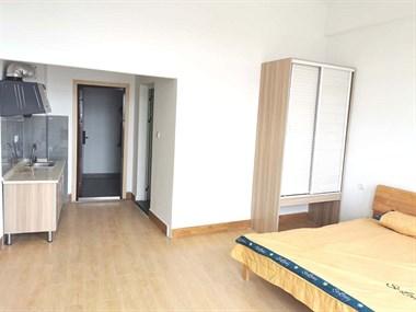 有房出租,精装修单身公寓,家电齐全,交通方便