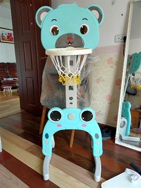【转卖】宝宝篮球架