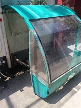 【转卖】雨棚,铁棚