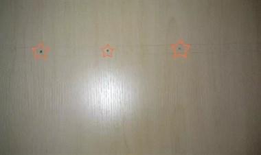 木工打柜子留下的钉眼,怎么处理才好看?