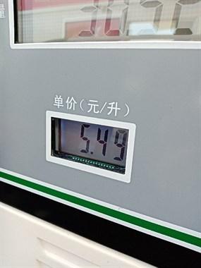 收入与油价