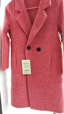 【转卖】双面呢大衣