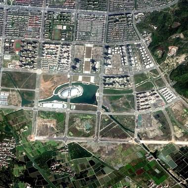 德清最新卫星拍摄地图来了!这些地方被高清拍到,有你家吗?