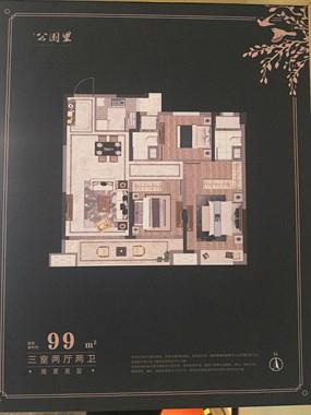 湖州市南浔区市中心楼盘,区政府500米,均价10500
