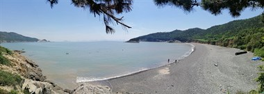 其实我们温岭有10个沙滩!第1个去过的人就很少