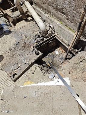 疏通管道污水池清洗安装维修师傅