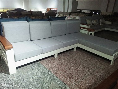 【转卖】实木沙发!