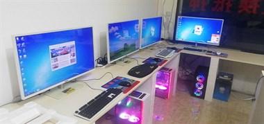 出售各种配置二手游戏,办公主机,显示器,可送货上门