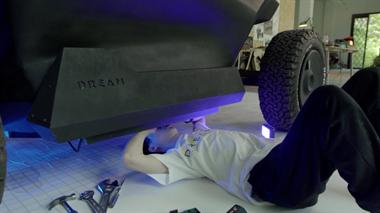疫情宅家怎么过?湖州小伙纯手工打造了一辆电动汽车