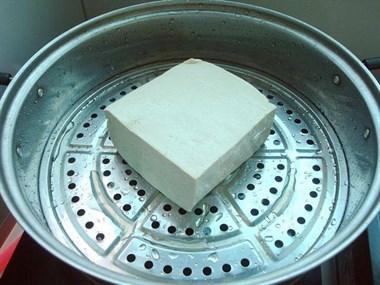 木瓜酸辣豆腐