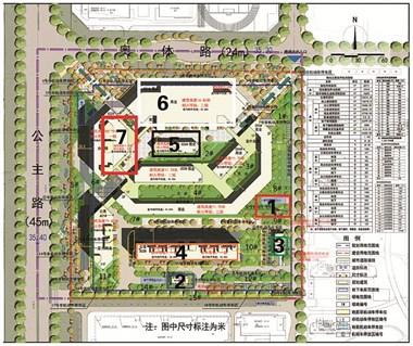 济宁城投星城广场商铺售楼处地址