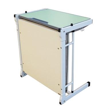全新可折叠课桌椅,课桌可变午休床,适合托管班用