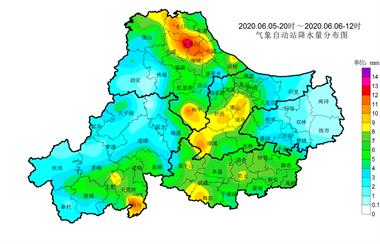 德清9年来最高雨量!周末晴好升温,下次梅雨回归时间是…