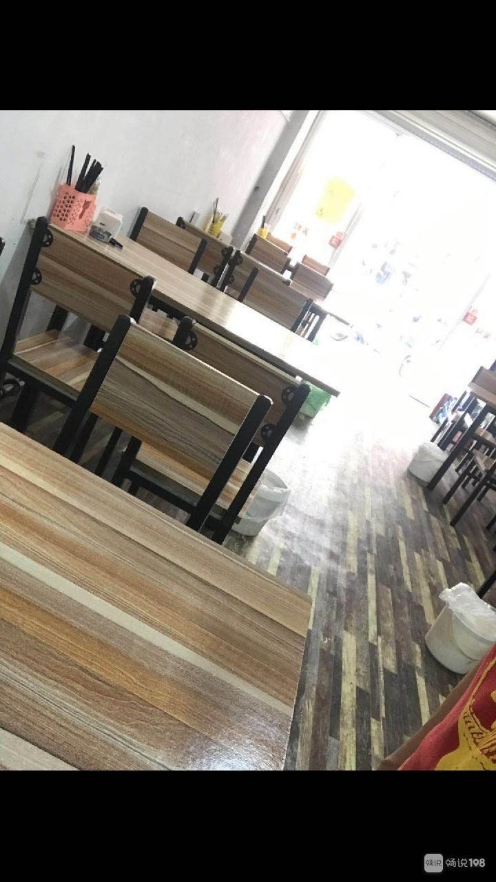【转卖】饭店桌子椅子