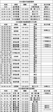 桐乡森林画室2020年暑假班开课啦~