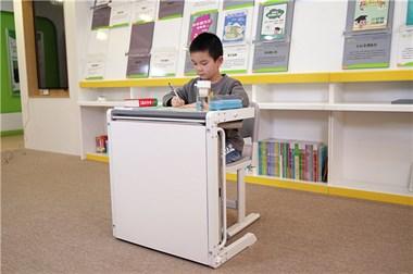 辅导班课桌椅,课桌可变床,学习休息两用
