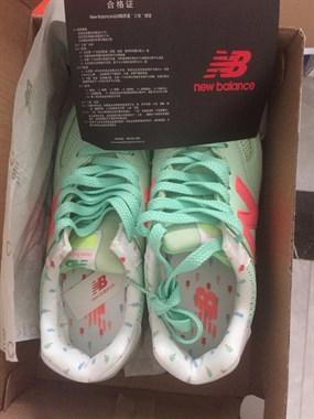 【转卖】NB运动鞋