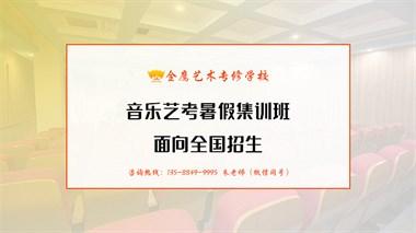 宁夏音乐高考培训,专业课+文化课两兼顾