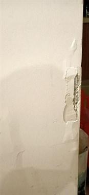 曝光嵊州这楼盘!精装修2年不到,墙面裂缝整块掉落