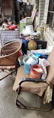 景德镇洪水房东家一楼被淹!意外听到租客说出这些话